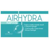 Soleko lenti a contatto Airhydra multifocal Mensile 3 lenti