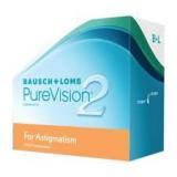 Purevision 2 for astigmatism (3 lenti)